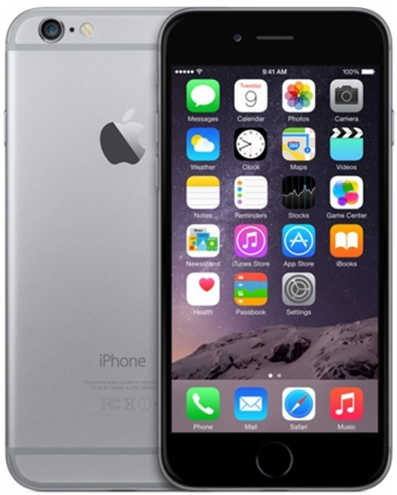 Picture of Refurbished Apple iPhone 6 16GB Unlocked Space Grey