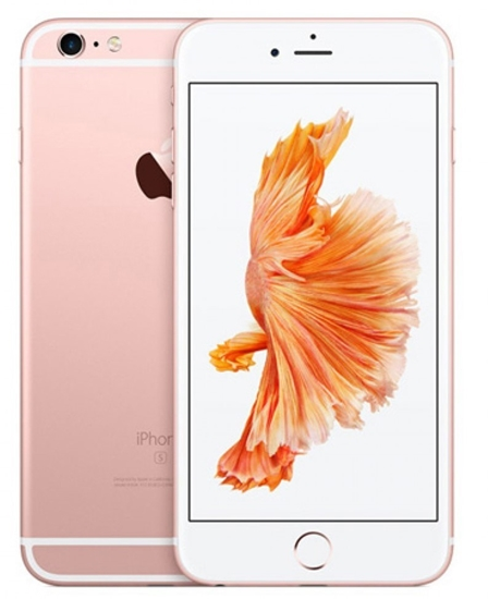 Picture of Refurbished iPhone 6s 16GB Unlocked Rose Gold