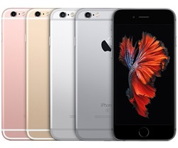 Picture of Refurbished iPhone 6s 128GB All Colours