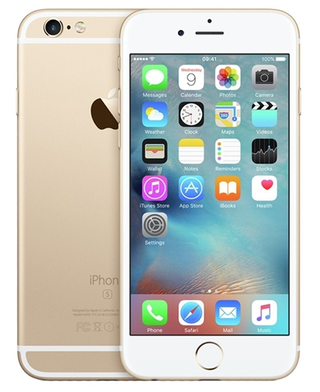 Picture of Refurbished iPhone 6s 128GB Unlocked Gold