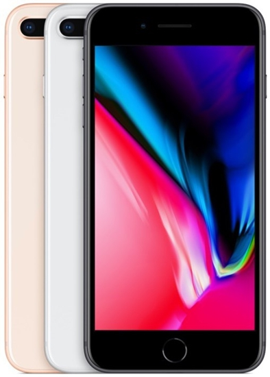 Picture of Refurbished Apple iPhone 8 Plus 64GB All Colours
