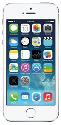 Picture of Apple iPhone 5s Silver