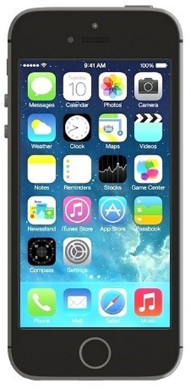 Picture of Apple iPhone 5s Space Grey