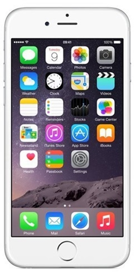 Picture of Apple iPhone 6s Silver