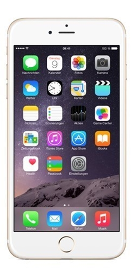 Picture of Apple iPhone 6s Plus Gold