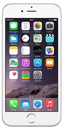 Picture of Apple iPhone 6 Plus Silver