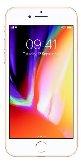 Picture of Apple iPhone 8 Gold - Fully Unlocked