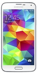 Picture of Samsung Galaxy S5 White