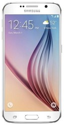 Picture of Samsung Galaxy S6 White