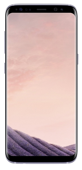 Picture of Samsung Galaxy S8  Plus Orchid Grey