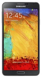 Picture of Samsung Galaxy Note 3 Black