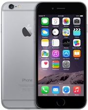 Picture of Refurbished Apple iPhone 6 16GB Unlocked Space Grey - Acceptable Condition