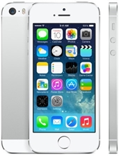 Picture of Refurbished Apple iPhone 5s 16GB Unlocked Silver - Very Good Condition