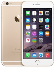 Picture of Refurbished Apple iPhone 6 64GB Unlocked Gold - Acceptable Condition