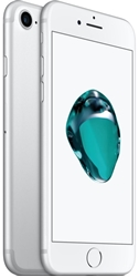 Picture of Refurbished Apple iPhone 7 128GB Unlocked Silver - Acceptable Condition