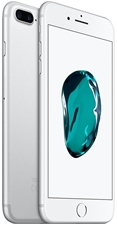 Picture of Refurbished Apple iPhone 7 Plus 256GB Unlocked Silver - Acceptable Condition