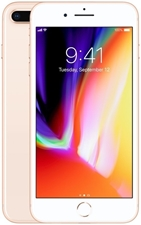 Picture of Refurbished Apple iPhone 8 Plus 64GB Unlocked Gold - Acceptable Condition