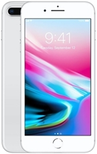 Picture of Refurbished Apple iPhone 8 Plus 256GB Unlocked Silver - Acceptable Condition