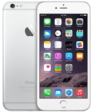 Picture of Refurbished Apple iPhone 6 128GB Unlocked Silver - Acceptable Condition