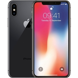 Picture of Apple iPhone X 64GB Space Grey Unlocked - Refurbished Good