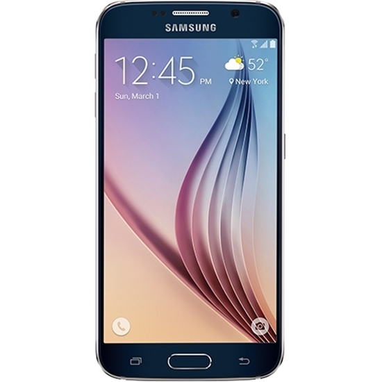 Picture of Refurbished Samsung Galaxy S6 32GB Unlocked Black - Like New Condition