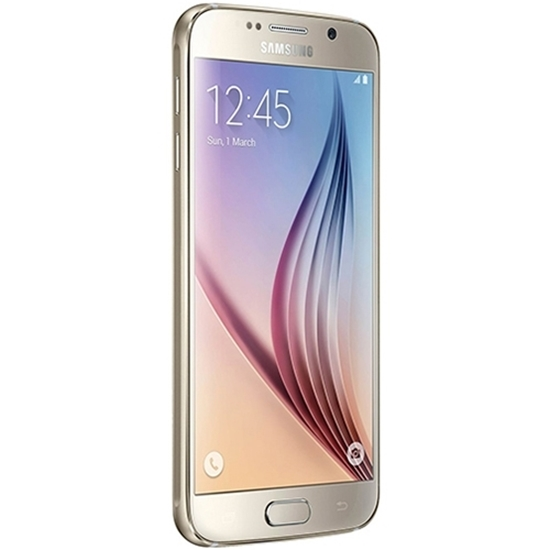 Picture of Refurbished Samsung Galaxy S6 32GB Unlocked Gold