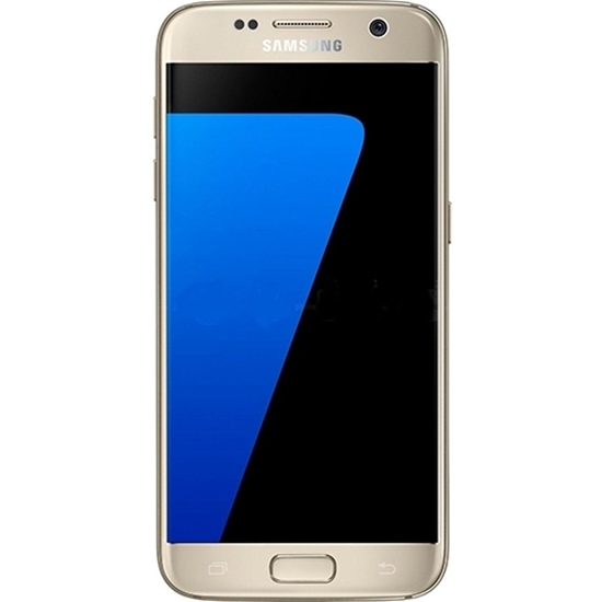 Picture of Refurbished Samsung Galaxy S7 32GB Unlocked Gold - Very Good Condition