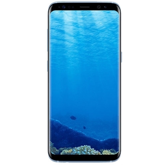 Picture of Refurbished Samsung Galaxy S8 64GB Unlocked Blue - Almost Like New Condition