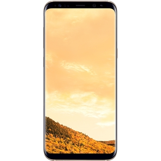 Picture of Refurbished Samsung Galaxy S8 Plus 64GB Unlocked Gold
