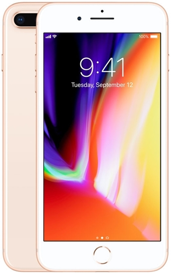 Picture of Apple iPhone 8 Plus Gold - Unlocked