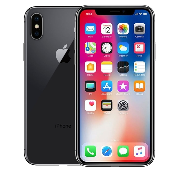 Picture of Refurbished Apple iPhone X 256GB Unlocked Space Grey