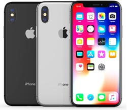 Picture of Refurbished Apple iPhone X 256GB All Colours