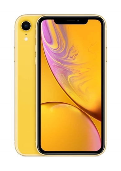 Picture of Apple iPhone XR Yellow
