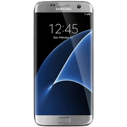 Picture of Refurbished Samsung Galaxy S7 Edge 32GB Unlocked Silver - Like New Condition