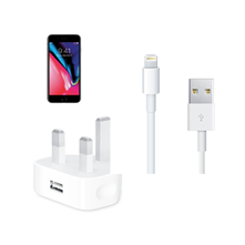 Picture for category iPhone 8 Plus Charging Cable and Adapter