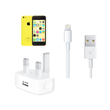 Picture for category Iphone 5C  Charging Cable and Adapter
