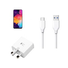 Picture for category Samsung Galaxy A50 Charging Cable and Adapter