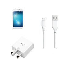 Picture for category Samsung Galaxy S4 Charging Cable and Adapter