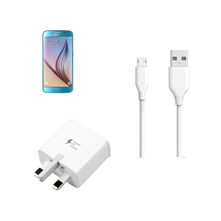 Picture for category Samsung Galaxy S6 Charging Cable and Adapter