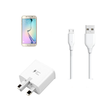 Picture for category Samsung Galaxy S6 Edge Charging Cable and Adapter