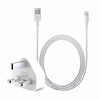 Picture of Genuine Official Apple iPhone Charger Lightning Cable & 5W Power Adapter Bundle)