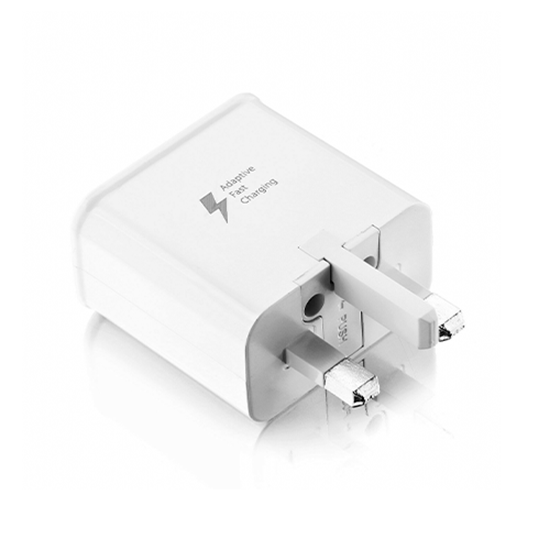 Picture of Genuine Samsung Galaxy Power Adapter White
