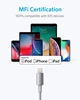Picture of iPhone Charger Lightning Cable 1-2-3M Fast  Long iPhone Cable