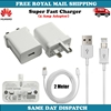 Picture of Genuine Huawei Super Fast 5A Charger Plug & 2M USB Cable For P Smart / P Smart+