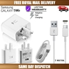 """Picture of Genuine Samsung Fast Charger Plug & USB Cable For Galaxy """"TAB"""" Series Tablet Lot"""