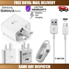 "Picture of Genuine Samsung Fast Charger Plug &1M USB Cable For Galaxy ""A"" Series Phones Lot"