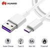 Picture of Genuine Huawei Super Charge Fast Charger Plug USB-C Cable For Honor V10 V20 V30