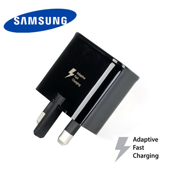 Picture of Genuine Samsung Fast Charger Plug & 2M USB-C Cable For Galaxy Note 20 Ultra Lot