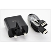 Picture of Genuine Samsung Fast 2A Charger Plug & 2M USB-C Cable For Galaxy A40 A50 A60 Lot