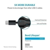 Picture of Genuine Samsung Fast Charger Plug & 2M USB-C Cable For Galaxy S10 S10e S10+ Lot
